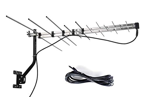 31JTWxbrC6L - Best Outdoor TV Antennas for Rural Areas To Buy In 2020