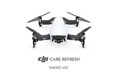 DJI Care Refresh Mavic Air/Mavic Air Combo Assicurazione Completa Care Refresh Per Drone, Copre da Danni, Cadute e Acqua, Fino a 2 Sostituzioni, Valida 12 Mesi e Attivabile Entro 48 Ore