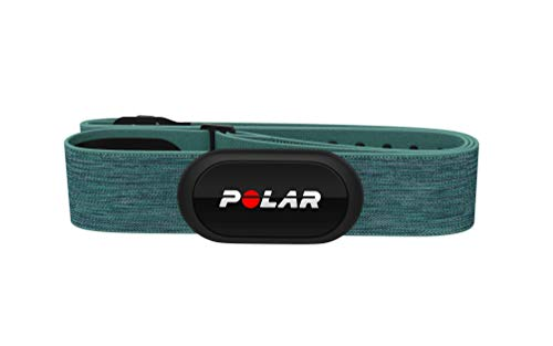Polar H10 Heart Rate Monitor for Men and Women – ANT +, Bluetooth, ECG/EKG - Waterproof HR Sensor with Chest Strap
