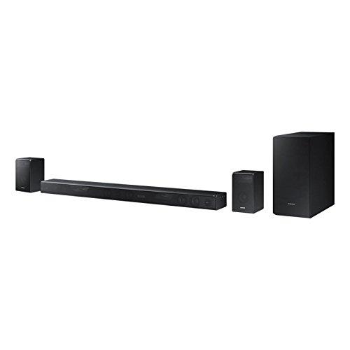 Samsung HW-K950Soundbar Lautsprecher (DTS 2.0, Dolby Digital Plus, Dolby TrueHD, separat)