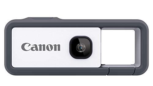 Canon キヤノン iNSPiC REC GRAY グレイ 小型 防水 耐久 身につけるカメラ FV-100 Gray