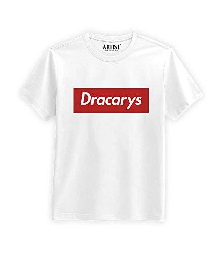 Camiseta Dracarys Supreme Juego De Tronos Game of Thrones (S)