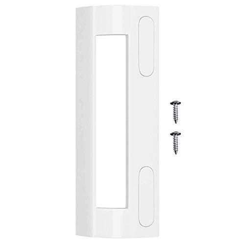Maniglia per porta del frigorifero e del congelatore, universale, 200 x 60 x 45 mm, maniglia con distanza di fissaggio 82 163 mm, accessori di ricambio