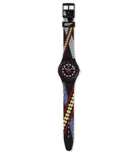 Orologio Swatch Casino Royale 2006 GZ340