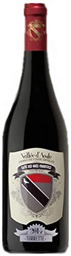 Vino Torrette DOC Valle d'Aosta Cave 11 Communes - 13,5% - L 0,750