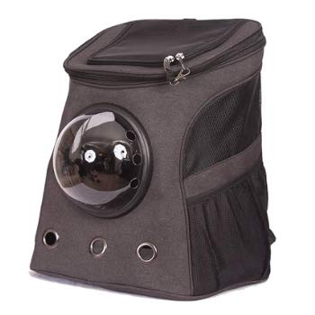 Fat Cat Cat Backpack Carrier - Cat Backpack for Cats