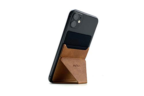 MOFT X 最薄クラス 折りたたみスタンド ホルダー スキミング防止カードケース iPhone、Androidスマートフォ...