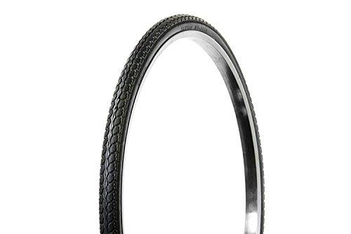 【COMPASS】コンパス 自転車タイヤ 26インチ B003 26×1 8/3 (タイヤ2本、チューブ2本、リムゴム2本) 1台分