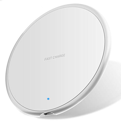 Nething Wireless Charger Ricarica Wireless 10W,...