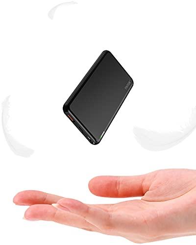 TNTOR PowerBank 10000mAh USB C con 18W Power...