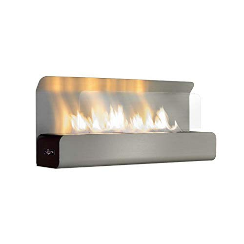 Planika WallFire Automatic Wall Ethanol Fireplace