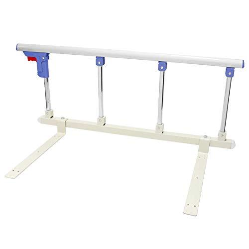Barra de seguridad lateral para cama de aleación de aluminio con una...