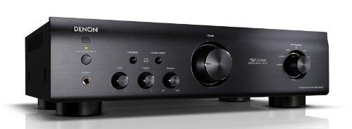 Denon PMA-520AE Amplificatore Integrato, Nero