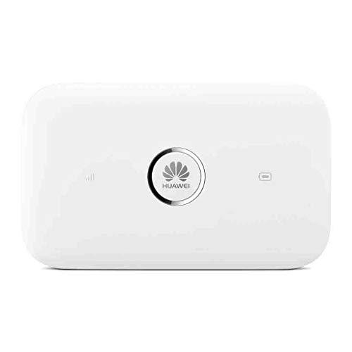 HUAWEI E5573 Router Wi-Fi da 150 MBps, 4G LTE Light, Bianco