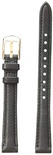 Fossil Leather and Stainless Steel Interchangeable Watch Band Strap