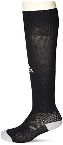 adidas Milano 16 Sock - Medias para Hombre, Multicolor ( Negro / Gris), Talla 40-42 EU, 1 par