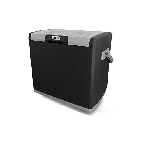 AEG Automotive Thermoelektrische Kühlbox KK 28 Liter, 12/230 Volt für Auto und Steckdose