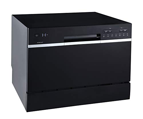 EdgeStar 6-Setting Countertop Portable Dishwasher Review
