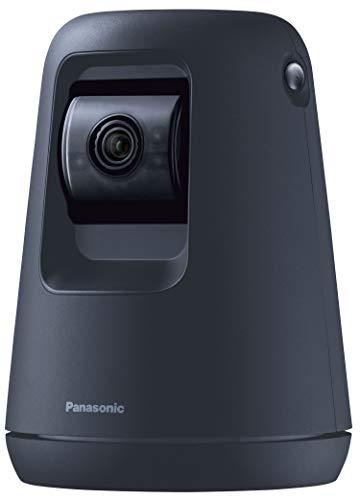 パナソニック スマ@ホーム 自動追尾機能 転倒防止構造 搭載 屋内HDペットカメラ KX-HDN215-K ブラック