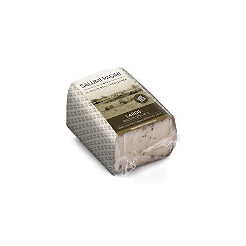 Lardo Speziato, Manteca de cerdo con especias, Salumi Pasini