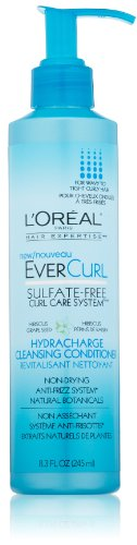 L'Oreal Evercurl Hydracharge Cleansing...