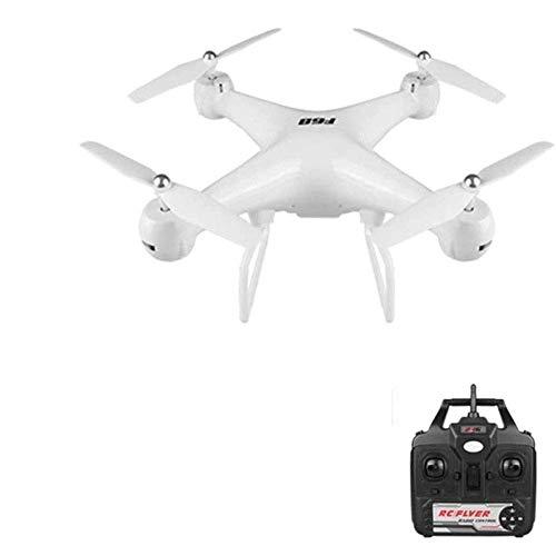 ZHCJH Mini RC Elicottero Drone 2.4 GHz 6 Assi Gyro 4 canali Quadcopter Buona Scelta per Drone(Colore: Bianco)