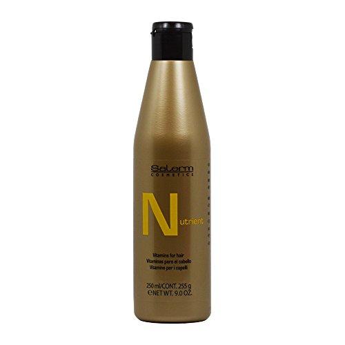 Salerm Nutrient Vitamins for Falling Hair Loss Shampoo - 9.0 oz