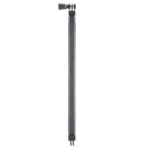 iSHOXS Xtension Neo L, stabile anima di alluminio circondata da una guaina in TPU resistente ed elastica, 38 cm di estensione, curvabile