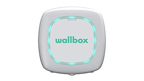 Wallbox Pulsar Plus - Tipo 2. Potencia 22 kW Blanco, Cable 7m