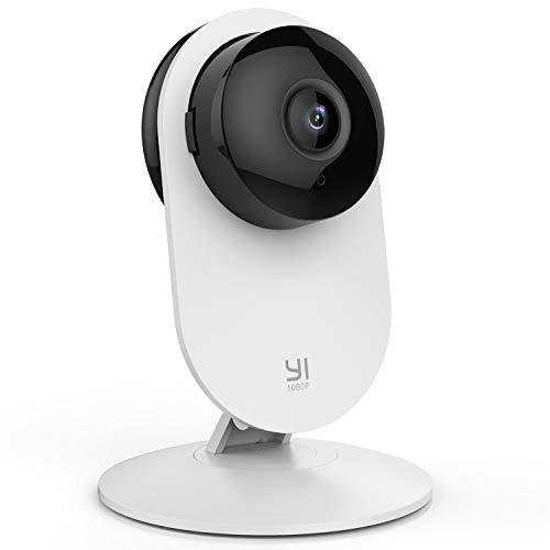 YI Cámara Vigilancia, Cámara IP Wifi 1080p Sistema de Seguridad...