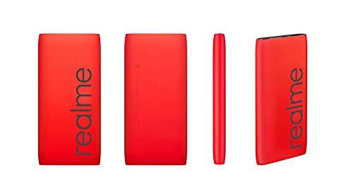 Electro Realme 10000mAH Power Bank (Red) 8
