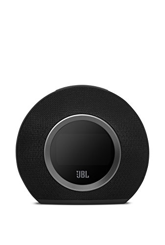 JBL Horizon Bluetooth Clock Radio with Usb Charging and Ambient Light, Black
