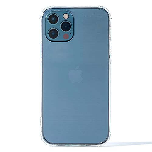 Tuff & Co. Crystal Clear iPhone Case Military-Grade Drop Tested