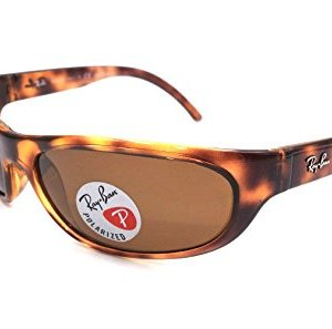 Ray-Ban Men's Rb4033 Predator Rectangular Sunglasses 10