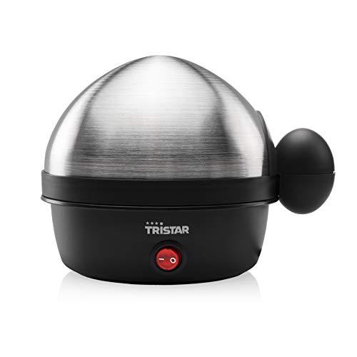 Tristar EK-3076 Cuociuova  Per 7 uova  Acciaio inossidabile