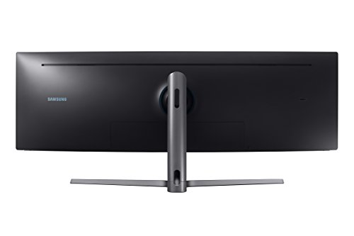 Samsung LC49HG90DMUXEN 48.9-inch Ultra Wide Curved Monitor (Black) 3