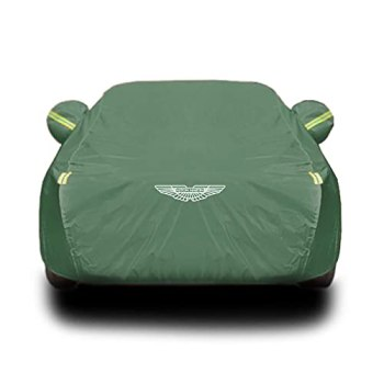 JJYY Car cover Compatible with Aston Martin Rapide AMR Car Cover, Waterproof Overlay, General-purpose Sunshade Car Lid for Indoor Outdoor Use