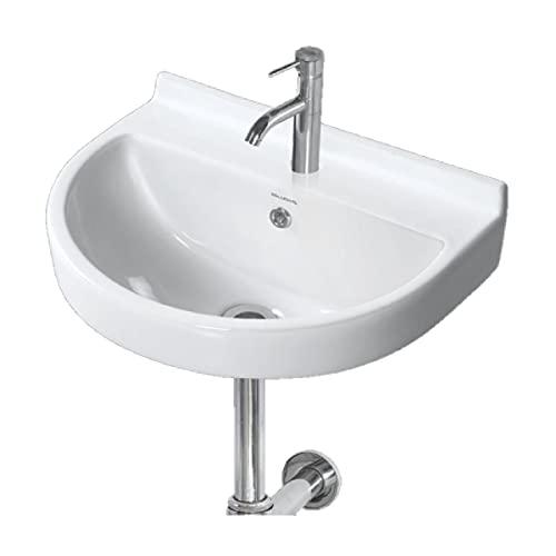 Belmonte Jonca Sink/wash Basin, White, Glossy Finish