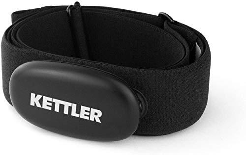 smartLAB Kettler Fascia Cardio | cardiofrequenzimetro Bluetooth e Ant + | Compatibile con Molte App