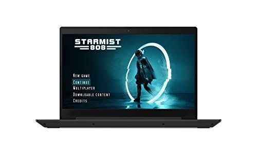 Lenovo IdeaPad L340 17.3 Gaming Laptop, Intel core i7-9750H, 8GB RAM,512GB M.2 NVMe QLC SSD, NVIDIA GeForce GTX 1650 4GB GDDR5,6.5 Hours Battery Life