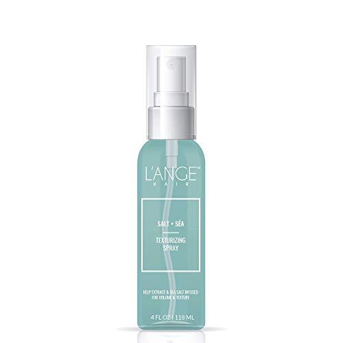 L'ange Hair Sea Salt Spray for Hair | Salt and Séa Hair Texturizing Spray to Help Improve Volume | Seasalt Texture Hairspray for Bouncy Beachy Waves & Windswept Look | Volumizing Hair Products 1