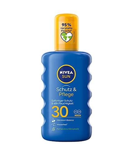 Nivea Sun, Spray solare protettivo SPF30, 1 x 200 ml