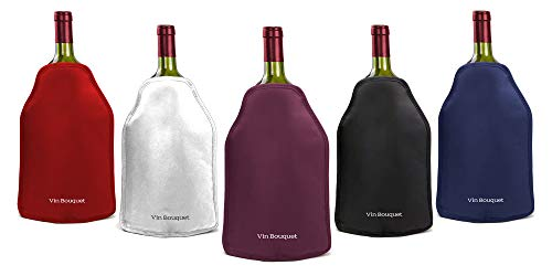 vin bouquet Fodera refrigerante Deluxe, Nero