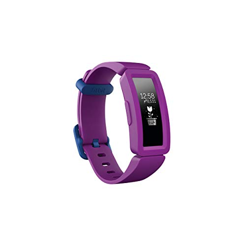 Fitbit Ace 2 Activity Tracker for Kids, Grape