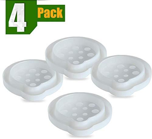 ASPECTEK Trampa para pulgas y chinches, Control de Insectos, Paquete...