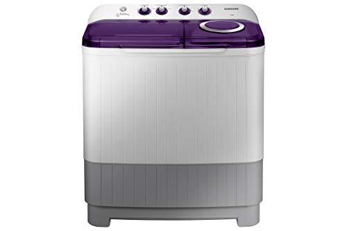 Samsung 7.0 Kg Inverter Fully-Automatic Top Loading Washing Machine (WT70M3200HL/TL, Light Grey)