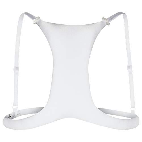 La Decollette Blanche, la solución innovadora de Obtener y Mantener una Agradable, Suave y Apretado Escote! El Sujetador Anti-Arrugas, antienvejecimiento Durante la Noche