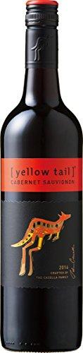 【売上NO.1オーストラリアワイン】イエローテイル カベルネ・ソーヴィニヨン [ 赤ワイン ミディアムボディ ...