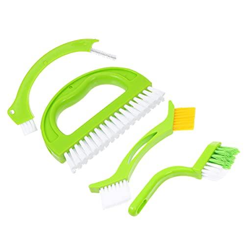 jojofuny 5pcs Grout Cleaner Brush Grout Cleaning Brush...