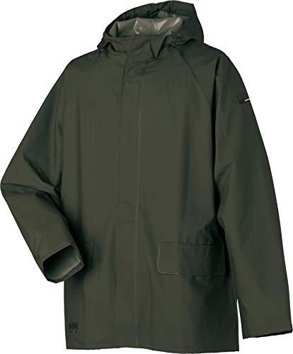 Helly-Hansen Men's Workwear Mandal Jacket, Army Green - XS
